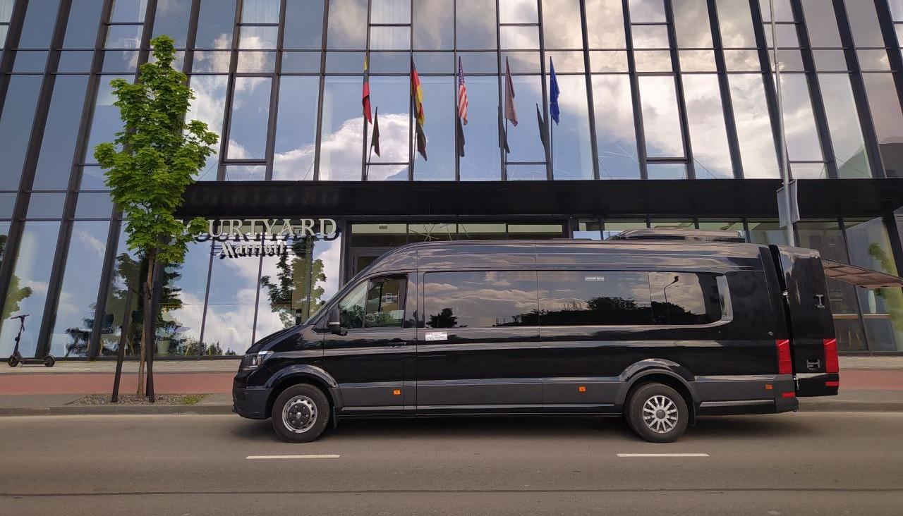 Volkswagen Crafter 2020 г.