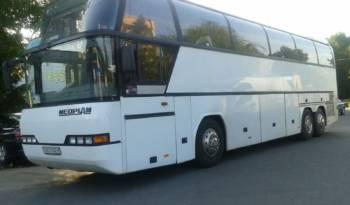 Аренда автобуса в Минске