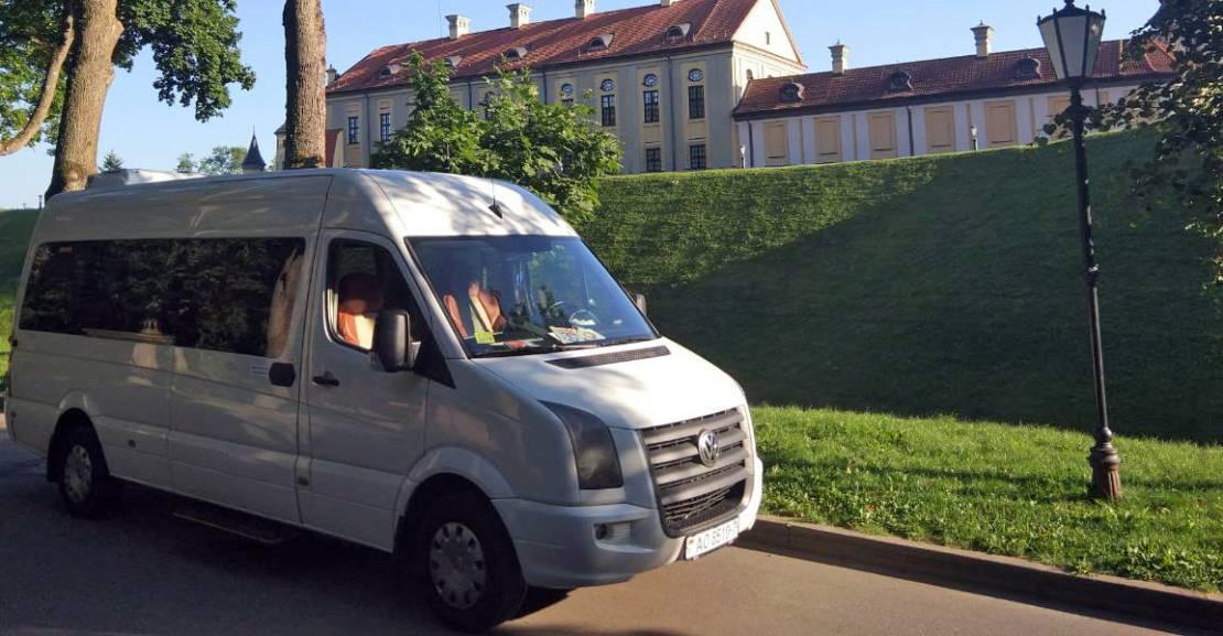 Аренда микроавтобуса для паломнической поездки