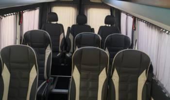 Аренда микроавтобуса с водителем Минск